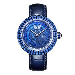 Buy cheap OEM Waterproof Swiss Quartz Diamond Luxury Wrist Watch product