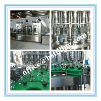 Buy cheap Maple Syrup Water Bottle Filling Machine Full Automatic CIP Function product