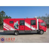 Buy cheap 10 Ton Big Capacity Gas Supply Fire Truck product