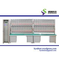 Buy cheap Front-load Current quick connector Single Phase Static Meter Test Bench Current from wholesalers
