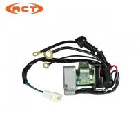 Buy cheap 24V Electric Excavator Spare Parts PC200 EX200 Starter Relay KDO-25000-6080 from wholesalers