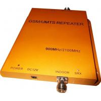 Buy cheap 900 & 2100MHz Dual Band Repeater / Amplifier product