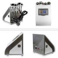 China Vacuum Fractional RF Diode Laser Lipo Cavitation Machine 650nm 100mW Power on sale
