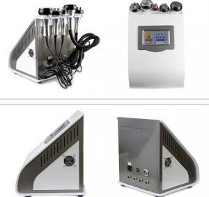 China Vacuum Fractional RF Diode Laser Lipo Cavitation Machine reduce stretch marks on sale