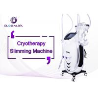 Buy cheap Body Sculpting Cryolipolysis Machine Wind / Water And Semiconductor Cooling System product