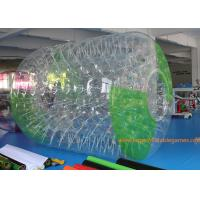 Buy cheap 2.7*2.4*1.8m Adults Inflatable Water Roller Zorb Human Ball With 0.7MM TPU with from wholesalers