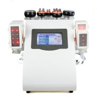 Buy cheap Economic 8 Paddles LASER LIPO  Machine with Cavitation / VACUUM RF / infrared product