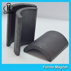 Buy cheap Y30BH C5 C8 Grade Ferrite Arc Magnet For BLDC Ceiling Fan Motor Eco Friendly product