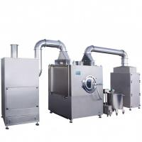 Buy cheap High Efficient Tablet Coating Equipment , Coating Machine In Pharmaceutical Industry product