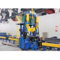 Buy cheap ZHJ0815 Customized H Beam Welding Line Steel Assembly Welding Straightening Machine product