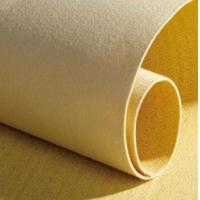 Buy cheap Nonwoven PPS Glass Acrylic Needle Felt Filter Cloth 0.81mm - 1.12mm Thickness product