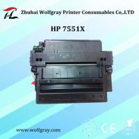 Buy cheap Compatible for HP 7551X toner cartridge product