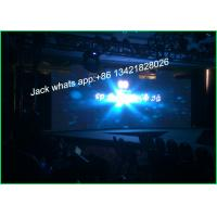China Ultra Thin Large Advertising Stage LED Screen Display Indoor high resolution on sale