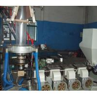 Buy cheap Durable PVC Film Blowing Machine With Plastic Film Manufacturing Process SJ55×28 from wholesalers