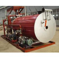 Buy cheap 3000kw high efficiency condensing oil fired hot water boilers product