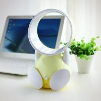 Buy cheap USB Handheld Robot Bladeless Fan Portable Chargeable Mini Bladeless Cooling Fan product