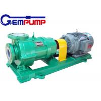 China Paper / Textile  industry Chemical Centrifugal Pump 1450 r/min on sale