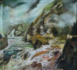 Buy cheap Масло Картин-абстрактное product