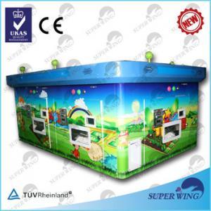 China Монетка рыб счастливого остервенения фермы РМ-057 питаясь привелась в действие игровой автомат wholesale