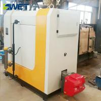 Buy cheap Energy Saving Industrial Natural Gas Steam Boiler For Factory , 93% Thermal from wholesalers