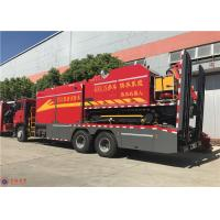 Buy cheap RPM 1900R/Min 294kw Fire Fighting Truck HOWO Chassis Euro 4 Emission Standard product