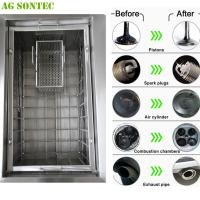 Buy cheap Self Service Car Wash Equipoment Ultrasonic Washer Machine Used In Mechanical Workshop product