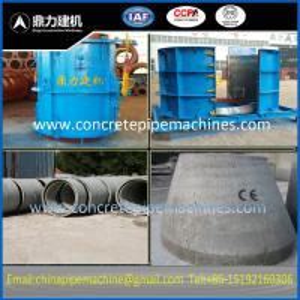 Buy cheap concrete manhole forms +86-15192160306 product