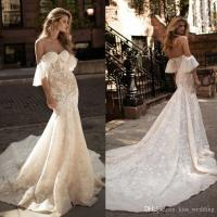 Buy cheap Blue 100% Polyester  , Modern Ladies Wedding Dresses with Long Sleeve product