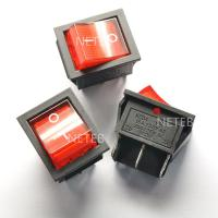 Buy cheap KCD4-202 16A 250V power switch product