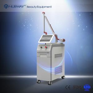 Q cambia el rejuvenecimiento de la piel de la belleza del cuidado de piel de la máquina del retiro del tatuaje del laser del ND YAG