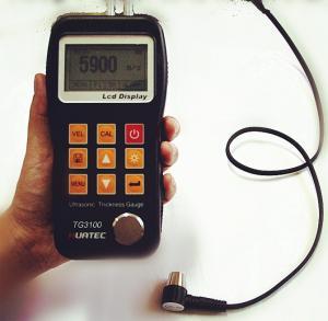 Buy cheap TG3100 não - equipamento de teste destrutivo para colas Epoxy, modo de varredura de vidro 0,75 - 300mm product