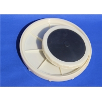 Buy cheap Fine Bubble Air Disc Diffuser EPDM / Silcone Membrane ABS Chassis 215 260 300mm from wholesalers