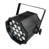 Buy cheap Super Brightness 19x15w RGBW 4in1 COB LED Par Light with Motorized Zoom product