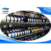 Buy cheap 1KM 2KM 5KM Bare Fiber Optic Spool For Test , Single Fiber Optic Cablewith Connectors product