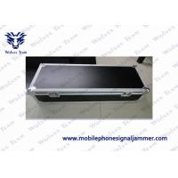 China 30w Portable 3 Bands GPSL1 , 2.4G, 5.8g signal Drone Jammer with Battery on sale
