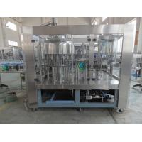 Buy cheap Electric 12000bph Water Bottle Filling Machine 8.7kw Power Making Line product