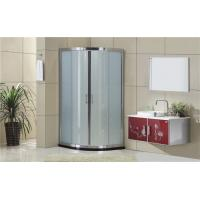 Buy cheap Simple Aluminum Alloy Quadrant Shower Cubicles 1900mm Height For House / Hotel product