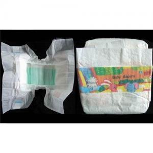 Tecidos do bebê, tecidos descartáveis do bebê, tecidos