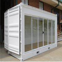 Buy cheap 40FT Custom Container House Steel Structure  High Efficient For Living product