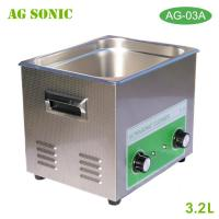 Buy cheap 40kHZ PCB Ultrasonic Cleaner 3L Sonic Bath Machine for Electronic Parts Cleaning product