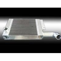 Buy cheap Aluminum Brazed Plate Flat Fin Tube Air To Oil Cooled Heat Exchanger product