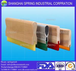 Buy cheap Wooden&Aluminum handle for screen printing/screen printing squeegee aluminum handle product
