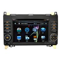 Buy cheap 7'' Touch Screen Mercedes Benz Sat Nav Dvd With Usb Port product