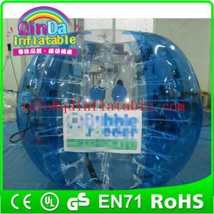 Buy cheap 2014膨脹可能な泡サッカー、泡球のサッカー、膨脹可能なサッカーの泡フットボール product