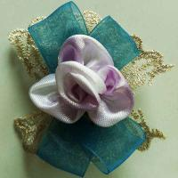 Buy cheap Light Blue Sheer Toddler Girl Hair Clips Cute Hair Clips For Toddlers product