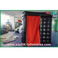 China Large PVC Photo Booth With Strong Oxford Cloth LED Wall For Party on sale