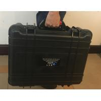 Buy cheap Suitcase UF Portable Water Filtration System / Travel Water Filter With Solar Panels product