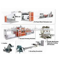 Buy cheap disposable container making machine product