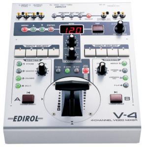 Buy cheap Edirol V-4 4 チャネルのビデオ ミキサー product