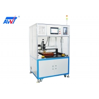 Buy cheap Automatic 18650 Battery Spot Welder Single Side 18650 32650 HDL10-3B Head Rotation product